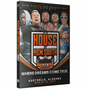 """New South DVD March 18, 2017 """"House of New South"""" - Hartselle, AL"""