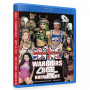 "RISE Wrestling Blu-ray/DVD September 15, 2017 ""Rise 4: Warriors Rise"" - Norwich, England"