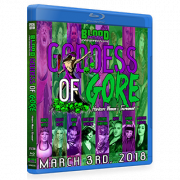 "BBPW Blu-ray/DVD March 3, 2018 ""Goddess of Gore 2018"" - Sun Valley, CA"