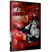 "Best Of Matt Tremont DVD ""Blood, Bombs, Barbwire"""