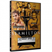 "Black Label Pro DVD April 21, 2018 ""#Slamilton"" - Crown Point, IN"