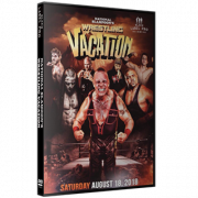 "Black Label Pro DVD August 18, 2018 ""National Slampoon's Wrestling Vacation"" - Crown Point, IN"