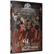 "Guanatos Hardcore Crew DVD August 5, 2018 ""Hot as Hell"" - Guadalajara, Mexico"