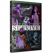 "Glory Pro Wrestling DVD May 6, 2018 """"Only the Strong Survive"" - Collinsville, IL"