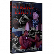 "Glory Pro Wrestling DVD July 22, 2018 ""Strike First"" -Collinsville, IL"