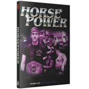 "Glory Pro Wrestling DVD October 7, 2018 ""Horse Power"" - Collinsville, IL"