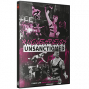 "Glory Pro Wrestling DVD October 19, 2018 ""Unsanctioned"" - Sauget, IL"
