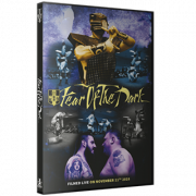 "Glory Pro Wrestling DVD November 11, 2018 ""Fear of the Dark"" - Collinsville, IL"