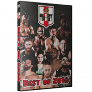 "Glory Pro Wrestling DVD ""Best Of 2018"""