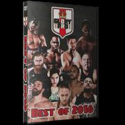 "Glory Pro Wrestling DVD ""Best Of 2018"""