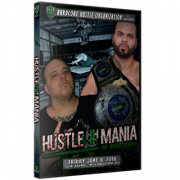"H2O Wrestling DVD June 8, 2018 ""HUSTLEMANIA"" - Williamstown, NJ"