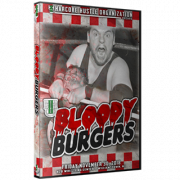 "H2O Wrestling DVD November 30, 2018 ""Bloody Burgers"" - Williamstown, NJ"