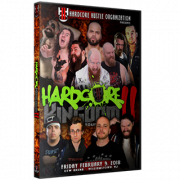 "H2O Wrestling DVD February 9, 2018 ""Hardcore Kingdom 2"" - Williamstown, NJ"