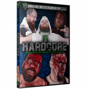 "H2O Wrestling DVD ""Hardcore: Miscellaneous Violence from the 1st Two Years"""
