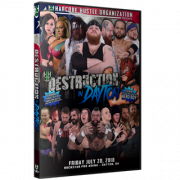 "H2O Wrestling DVD July 20, 2018 ""Destruction in Dayton"" Dayton, OH"