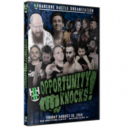 "H2O Wrestling DVD August 10, 2018 ""Opportunity Knocks"" - Williamstown, NJ"