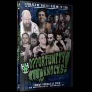 """H2O Wrestling DVD August 10, 2018 """"Opportunity Knocks"""" - Williamstown, NJ"""