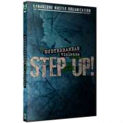 "H2O Wrestling DVD August 19, 2018 ""Subterranean Violence Vol. 3 - Step The F**K Up"" Williamstown, NJ"