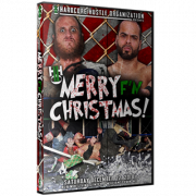 "H2O Wrestling DVD December 22, 2018 ""Merry F'n Christmas"" - Williamstown, NJ"