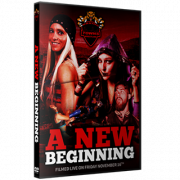 "Making Towns Wrestling DVD  November 16, 2018 ""A New Beginning"" - Chattanooga, TN"