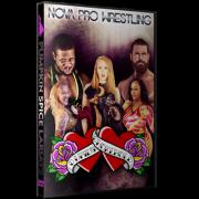 """NOVA Pro Wrestling DVD February 16, 2018 """"Cupid's Chokehold"""" - Annandale, VA"""