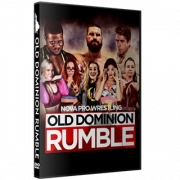 "NOVA Pro Wrestling DVD April 20, 2018 ""Old Dominion Rumble"" - Annandale, VA"
