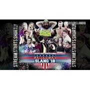 "NOVA Pro Wrestling July 6, 2018 ""American Slang '18"" - Fairfax, VA (Download)"
