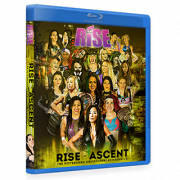 "RISE Wrestling Blu-ray/DVD May 12, 2018 ""Ascent: The Pittsburgh Collection Episodes 1-6"" - White Oak, PA"