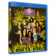 "RISE Wrestling Blu-ray/DVD May 12, 2018 ""Rise 7.5 - Steel"" - White Oak, PA"