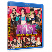 "RISE Wrestling Blu-ray/DVD June 29, 2018 ""Rise 8: Outback"" - South Gate, CA"