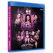 "RISE Wrestling Blu-ray/DVD July 7, 2018 ""Rise 9: The Knockouts"" - Naperville, IL"