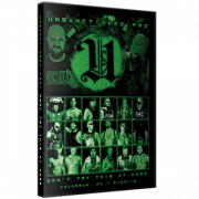 """Unsanctioned Pro DVD June 30, 2018 """"Don't Try This At Home"""" - Columbus, OH"""