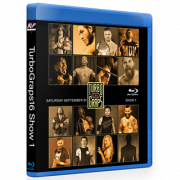 "Black Label Pro Blu-ray/DVD September 21, 2019 ""BLP TurboGraps 16 Show 1"" - Summit, IL"
