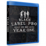 "Black Label Pro Blu-rayDVD ""Year One"""