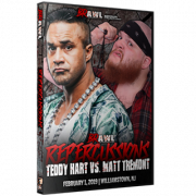 "BRAWL DVD February 1, 2019 ""Repercussions"" - Williamstown, NJ"