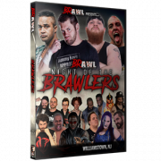 "BRAWL DVD March 23, 2019 ""Night Of The Brawlers"" - Williamstown, NJ"
