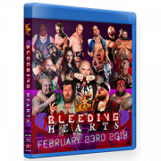 "CCW Blu-ray/DVD February 23, 2019 ""Bleeding Hearts"" - South Gate, CA"