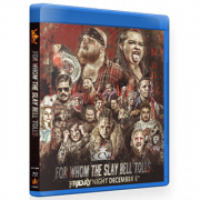 "CCW Blu-ray/DVD December 6, 2019 ""For Whom The Slay Bell Tolls"" - South Gate, CA"