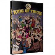 "Chikara DVD October 4-6, 2019 ""2019 King Of Trios - Nights 1-3"" - Reading, PA"