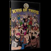 "Chikara DVD October 4-6, 2019 ""2019 King Of Trios - Nights 1-3"" - Reading, PA"