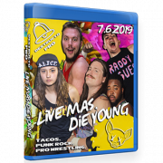 "Destructo Pro Blu-ray/DVD July 6, 2019 ""Live Mas, Die Young"" - Jeffersonville, IN"