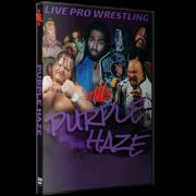 """EWE DVD September 14, 2019 """"Purple Haze"""" - Jeffersonville, IN"""