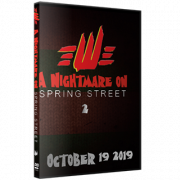 "EWE DVD October 19, 2019 ""Nightmare On Spring Street 2"" - Jeffersonville, IN"