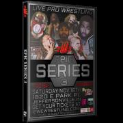 "EWE DVD November 16, 2019 ""Epic Series 3"" - Jeffersonville, IN"