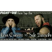 """Fight Or Die February 24, 2019 """"First Day Out"""" - Indianapolis, IN (Download)"""