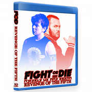 "Fight Or Die Blu-ray/DVD May 5, 2019 ""Revenge Of The Fifth"" - Indianapolis, IN"