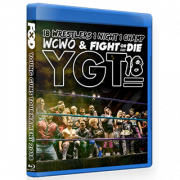 "Fight Or Die Blu-ray/DVD December 2, 2018 ""Young Guns Tournament"" - Indianapolis, IN"