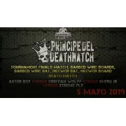 "Guanatos Hardcore Crew Blu-ray/DVD May 5, 2019 ""Principe Del Death Match"" - Jalisco, Mexico"