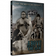 "Glory Pro Wrestling DVD January 6, 2019 ""Above the Law"" - Collinsville, IL"