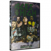 "Glory Pro Wrestling DVD March 31, 2019 ""Aces High"" - Belleville, IL"